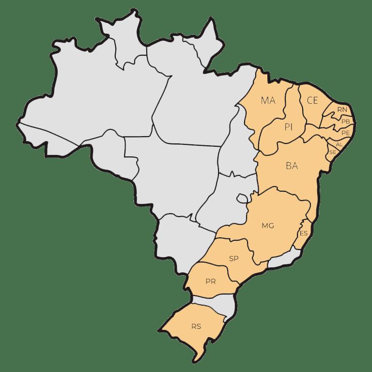 mapa bsj